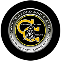 Logo for Campbellford Minor Hockey