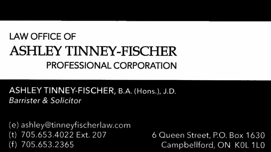 Law Office of Ashley Tinney-Fischer