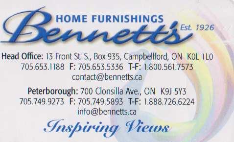 Bennetts Home Furnishings