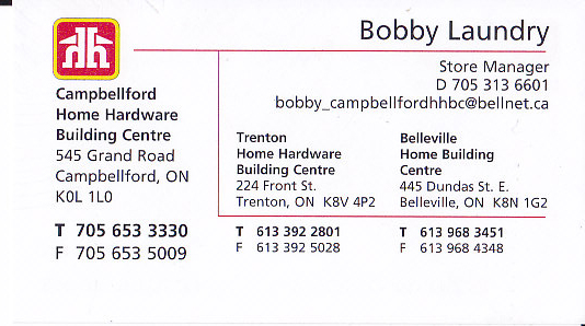 Campbellford Home Hardware