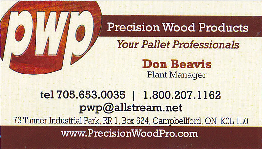 Precision Wood Products