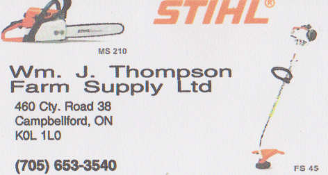 Thompson Farm Supply